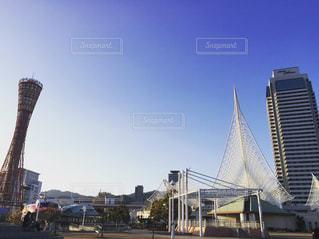 神戸景色ハーバーランドの写真・画像素材[2755361]