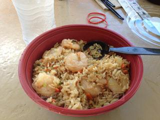 カハラモールでお弁当買ってお昼にしようの写真・画像素材[1670785]