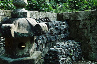 瓦の写真・画像素材[1388148]