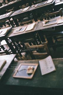 昔の学校の写真・画像素材[1499825]