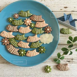 こいのぼりクッキーの写真・画像素材[1240180]