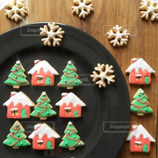 クリスマスクッキー - No.1240203