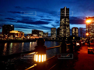 Yokohama Twilight Time 3の写真・画像素材[1281226]