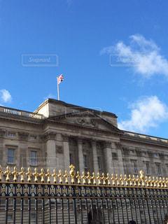 バッキンガム宮殿の写真・画像素材[1242392]