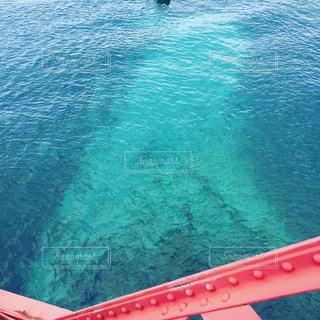 支笏湖ブルーの写真・画像素材[1242325]