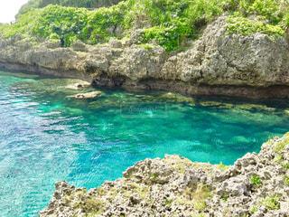 宮古島の海の写真・画像素材[1369868]