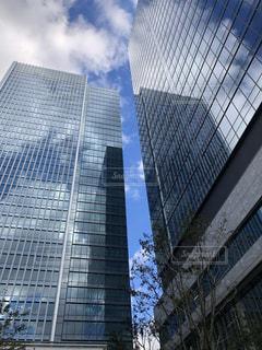 高層ビルの写真・画像素材[2918042]