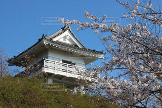 姫路城の屋根の写真・画像素材[2949247]