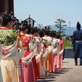 奈良天平祭の写真・画像素材[1243803]