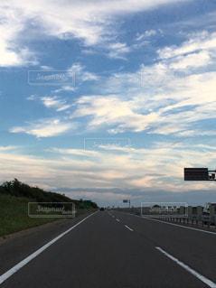 金沢の高速道路の写真・画像素材[1249195]