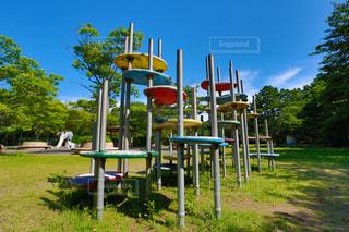 公園の写真・画像素材[1245496]