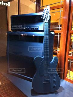 ギターの部屋の写真・画像素材[1245467]