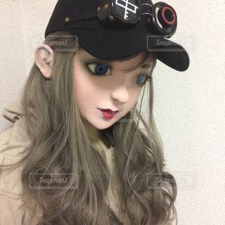 ドールマスクの写真・画像素材[1245680]