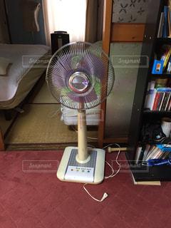 レトロな扇風機の写真・画像素材[1249532]