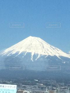 新幹線からの富士山の写真・画像素材[1246267]