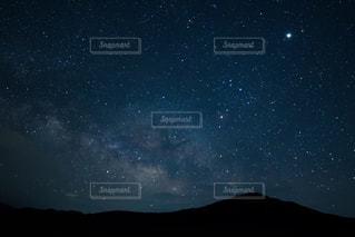 満天の星の写真・画像素材[1246310]