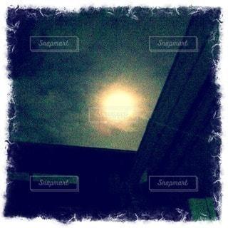 月の写真・画像素材[44633]