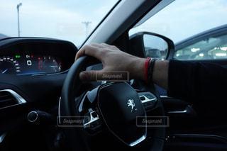 車の写真・画像素材[1671199]
