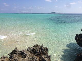 透明な海の写真・画像素材[1247555]