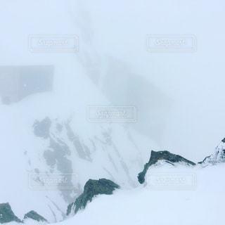 スイス🇨🇭の雪山の写真・画像素材[1247370]