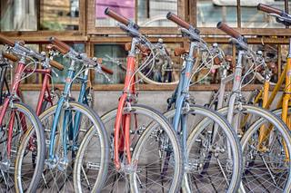オシャレな自転車屋さん。の写真・画像素材[1294252]