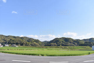 里山の景色の写真・画像素材[1255573]