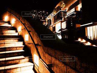 階段とモールの写真・画像素材[1347740]