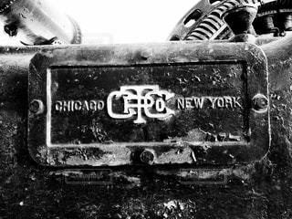 ニューヨークからシカゴへの写真・画像素材[1347783]