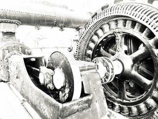 産業革命とエンジンの写真・画像素材[1347789]