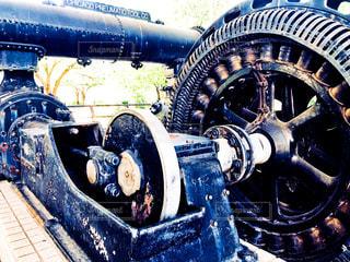 桜木町のエンジンの写真・画像素材[1347793]