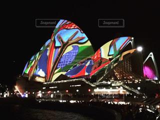 Vivid Sydney!!の写真・画像素材[1251181]