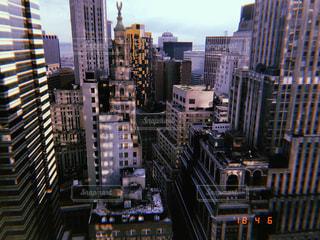 部屋からの景色の写真・画像素材[1251423]