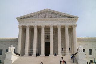 アメリカ合衆国最高裁判所の写真・画像素材[1251453]