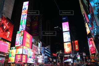 タイムズスクエアの写真・画像素材[1251829]