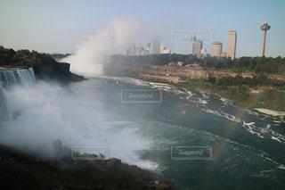 ナイアガラの滝の写真・画像素材[1251899]