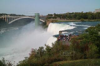 ナイアガラの滝の写真・画像素材[1251901]