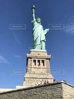 自由の女神の写真・画像素材[1251902]