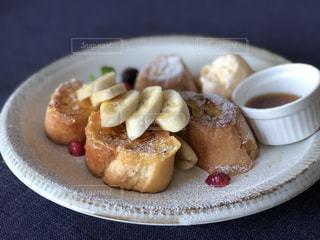 朝食のフレンチトースト - No.1252317