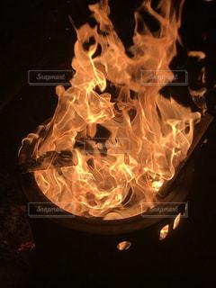 炎の写真・画像素材[1253131]