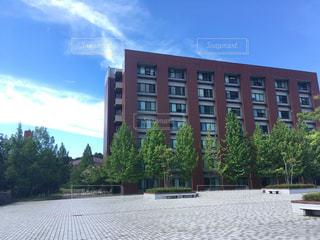 金沢大学、快晴の写真・画像素材[1267155]