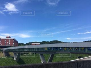 金沢大学、快晴の写真・画像素材[1267160]