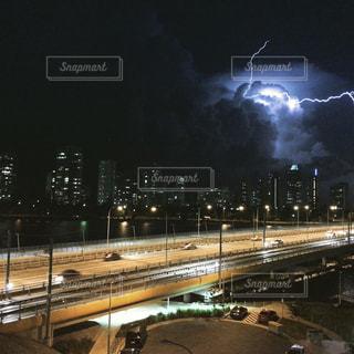 雷の写真・画像素材[433218]