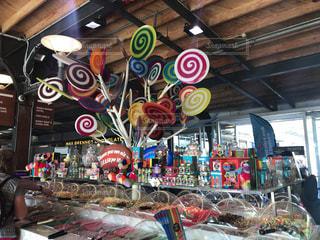シドニーのキャンディ屋さんの写真・画像素材[433237]