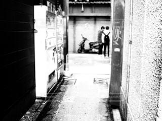 路地裏の写真・画像素材[2007368]