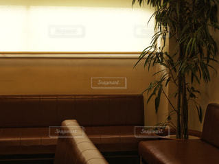 待合室の写真・画像素材[2054646]