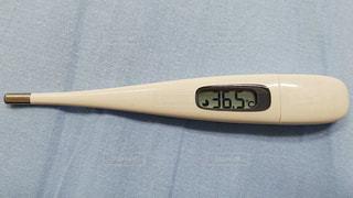 体温計の写真・画像素材[2062975]