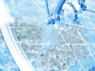車輪の写真・画像素材[2400699]