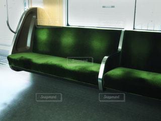 座席の写真・画像素材[2994558]