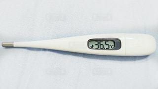 体温計の写真・画像素材[3322800]
