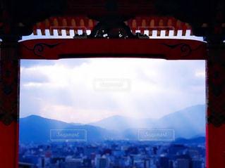 天使のはしごの写真・画像素材[3328320]